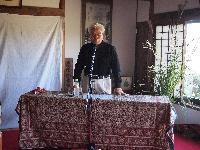 田中欣一先生の講演