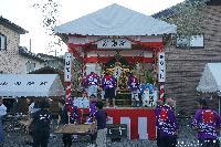 稲荷山 祇園祭 御仮屋 荒町