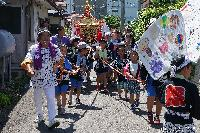 祇園祭 子供神輿