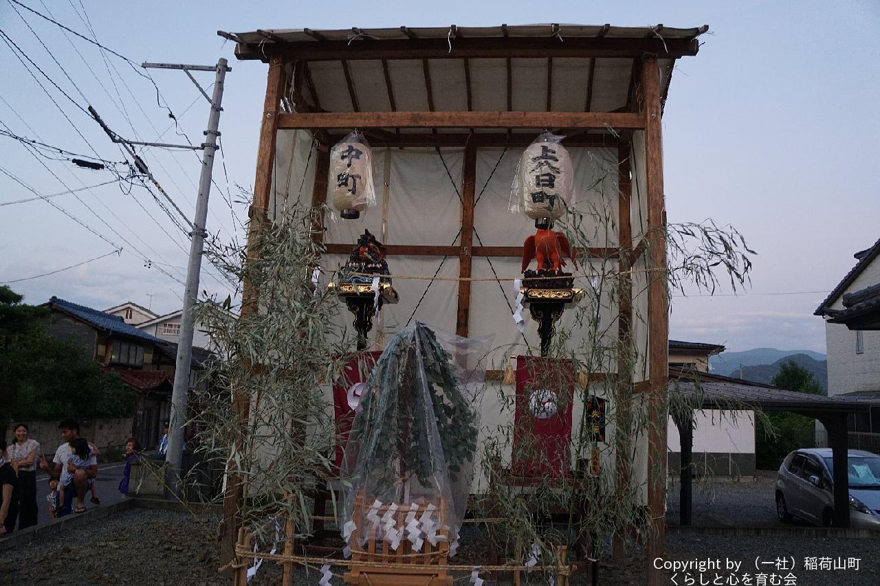 祇園祭 四神